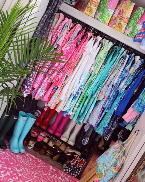 THIS IS LITERALLY MY CLOSET!!!! <3