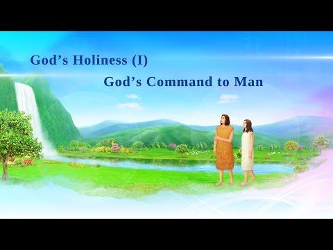 """God's words in this video are from the book """"Continuation of The Word Appears in the Flesh"""".   The content of this video: 1. Jehovah God's Command to Man 2. The Serpent's Seduction of the Woman"""