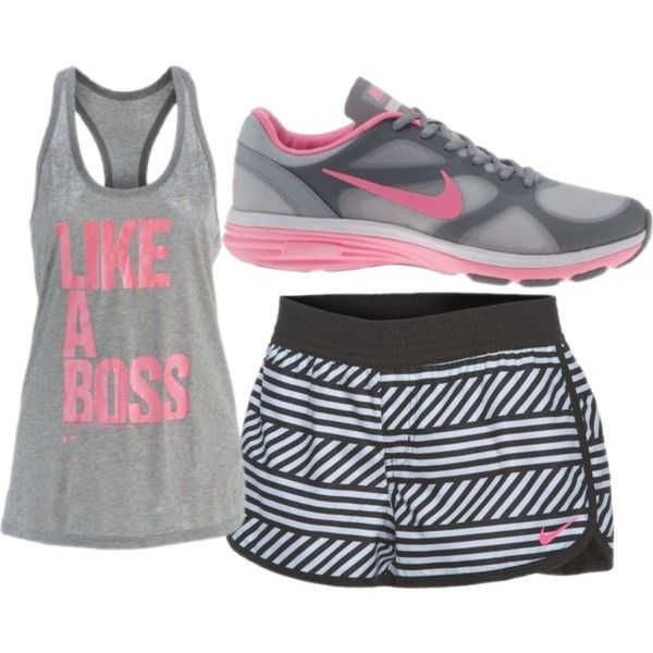 Fitness by ashton-morgan on Polyvore