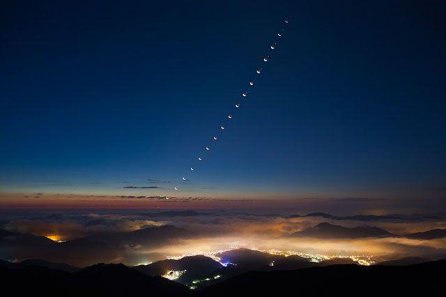 Las mejores fotos astronómicas de 2014
