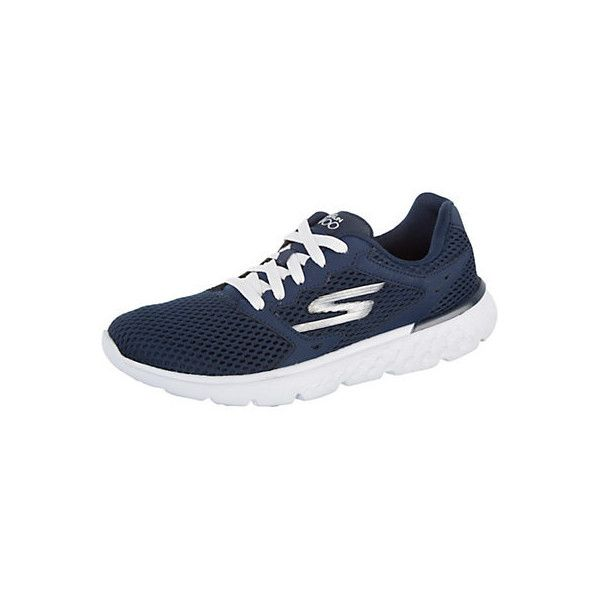 Skechers Womens GOrun 400 Running Shoes (840 ARS) ❤ liked on Polyvore featuring shoes, athletic shoes, breathable running shoes, breathable shoes, running shoes, skechers shoes and athletic running shoes