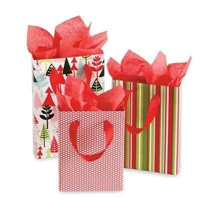 Hübsche Geschenktüten aus Müsli-Kartons