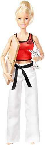 Barbie Made to Move The Ultimate Posable Martial Artist D
