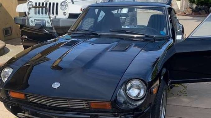 1978 Manual In Salinas Ca Datsun Manual Paint Job