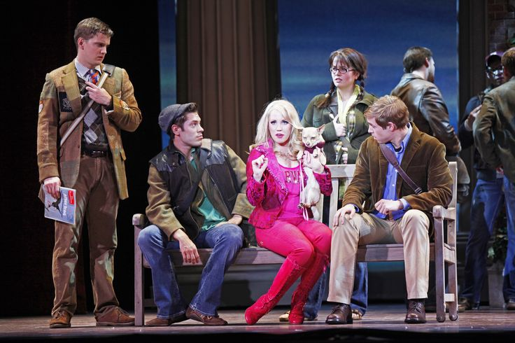 Legally blonde the musical part
