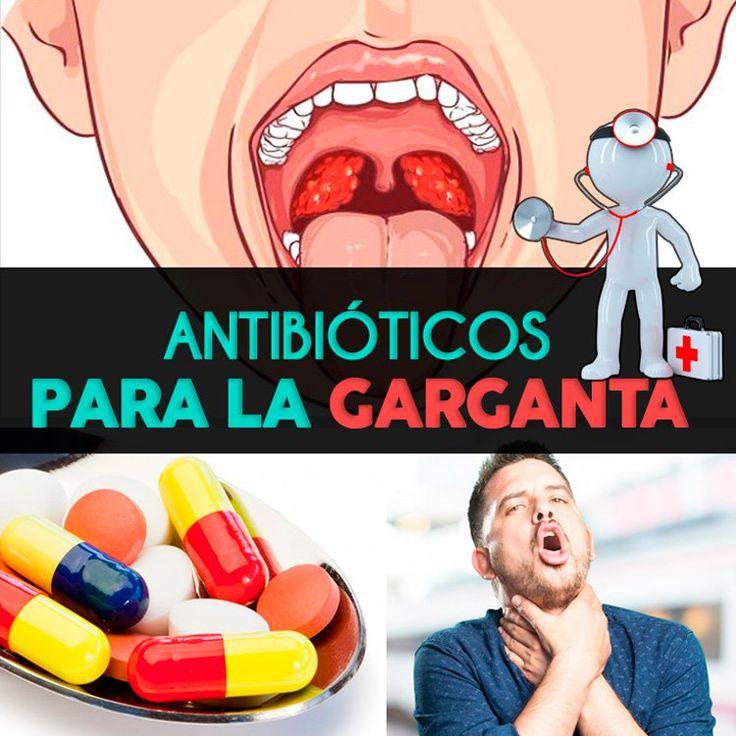Los Mejores Antibióticos Para Tratar La Infección De Garganta - La Guía de las Vitaminas