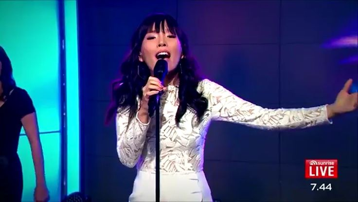 Dami Im-Sound of Silence - First TV performance since #Eurovision - Chan...