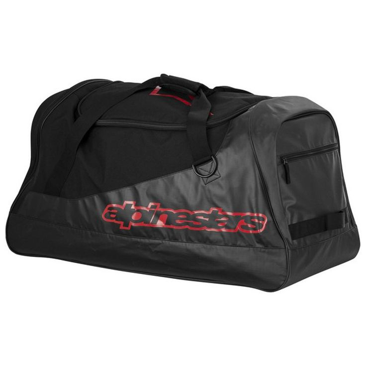 Alpinestars 140 Holdall - Black Red - 2014 Alpinestars Luggage - 2014 Alpinestars Motocross Kit - 2014 Motocross Gear - by