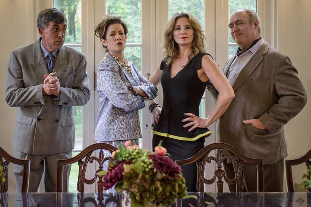 Next up on the Circle Theatre stage is a foreign affair (with an emphasis on the…