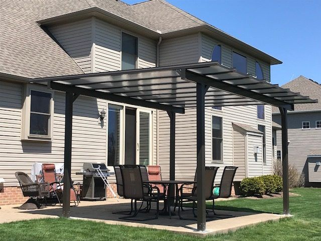 Bright Covers Photos Outdoor Shade Structures Patio Covers Porch Roofs Covered Outdoor Structures Shade Structure Pergola