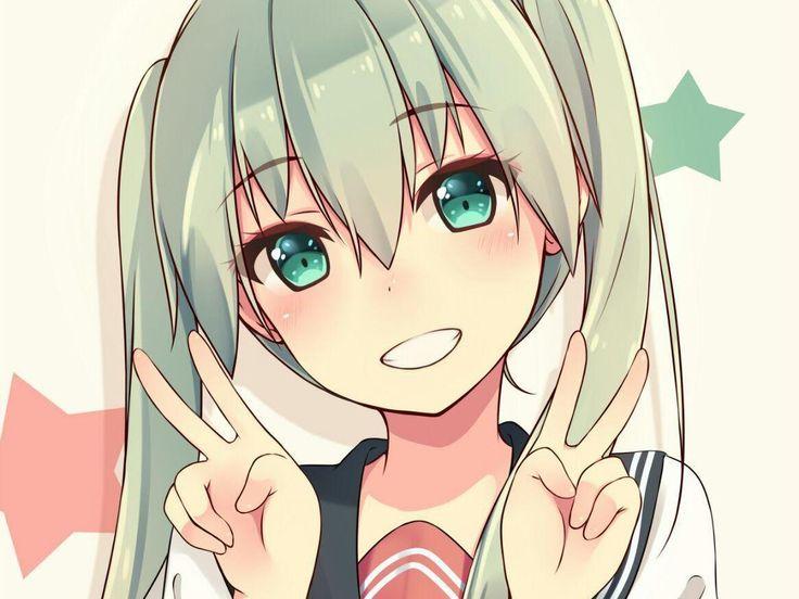 Mis imágenes favoritas de Miku (100+)