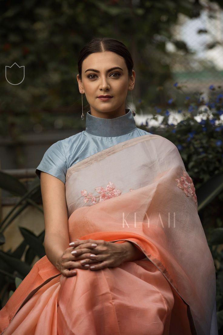 We love our ombré embroidered Sarees  KEYAH    #keyahdiaries   #bangalore #sariswag #sareeblouse #indianbride #fashion #womensfashion #sareeinspiration #style #indianwedding #blousedesigns  #indiandesigner  #indianhandloom #sale #indiantextiles #indianblogger  #saree #sareeblouse #blouses #indian #keyah #indianwedding #indianfashion #indianwedding
