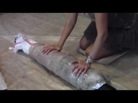 Видеоурок: как быстро доделать нуновойлочное платье. Эффективные методы увалки - Ярмарка Мастеров - ручная работа, handmade