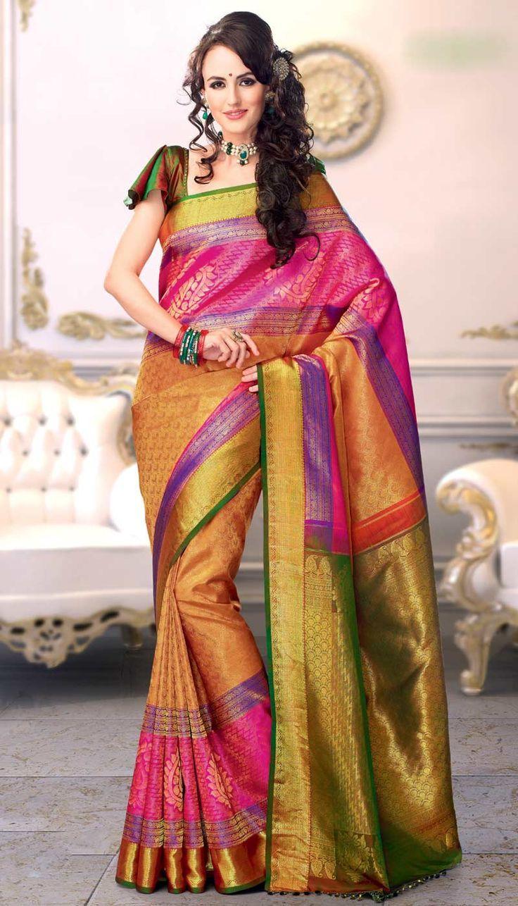210 best women 39 s ethnic wear amazon images on pinterest for Amazon designer wedding dresses