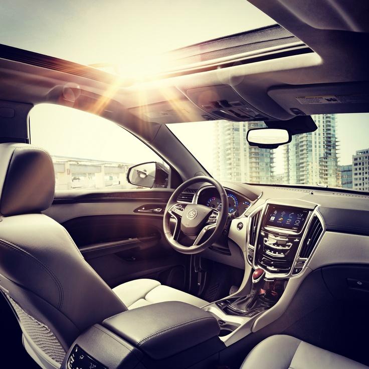 The #Cadillac #SRX