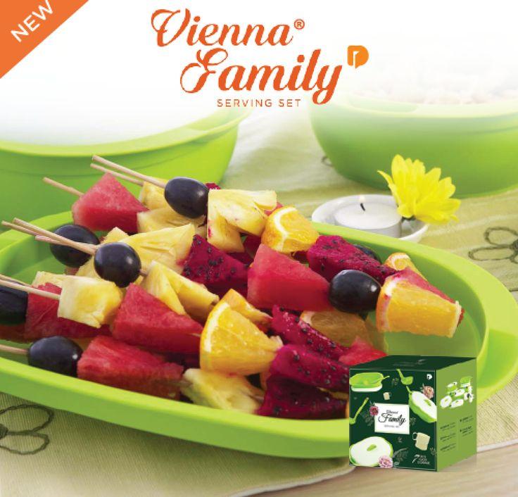 Jual NEW Vienna Family Set - Produk : DUSDUSAN.COM | Supplier Bersahabat, Harga Jujur