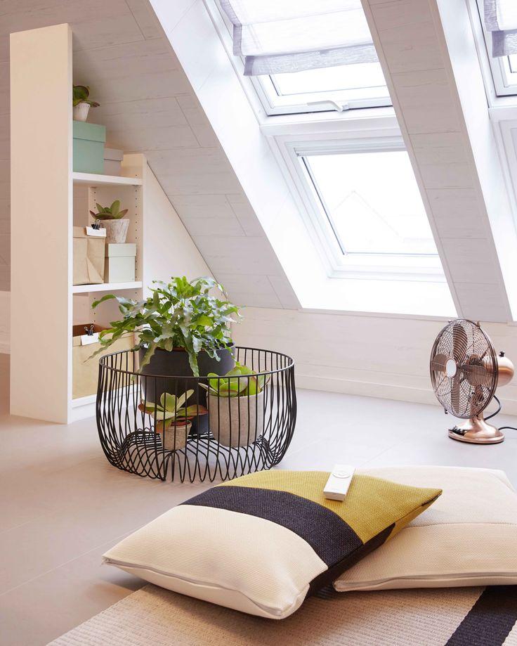 16 besten Dachgeschoss Bilder auf Pinterest | Dachgeschosse ...