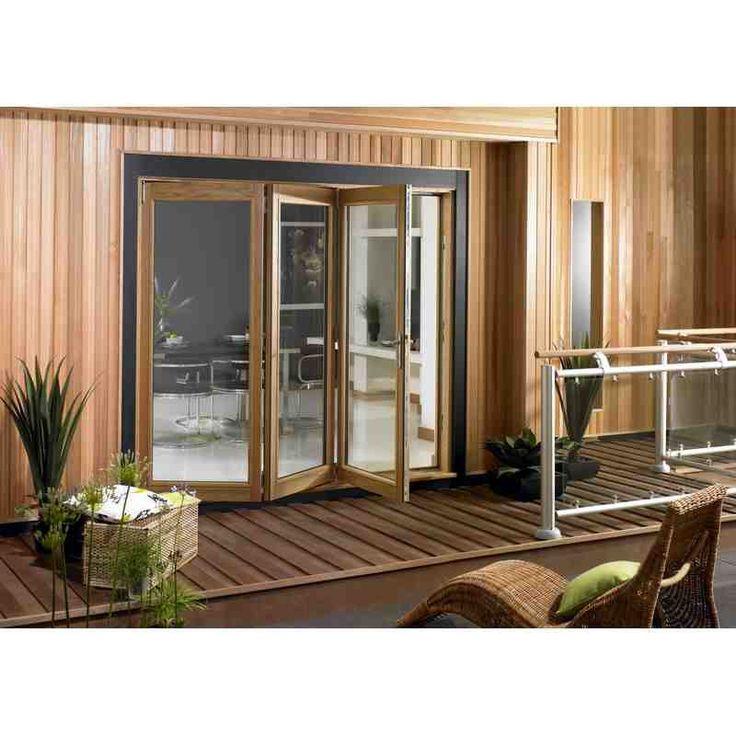 Best 25+ Bifold exterior doors ideas only on Pinterest | Bi fold ...