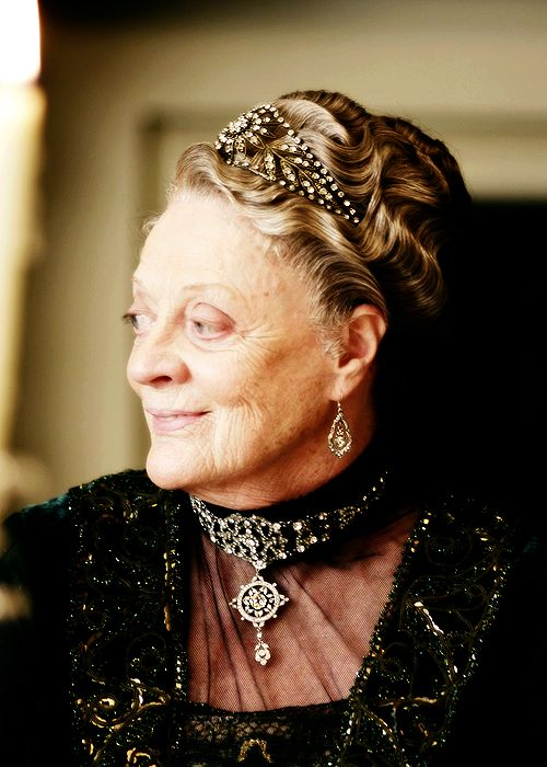 Dowager Countess- Downton Abbey