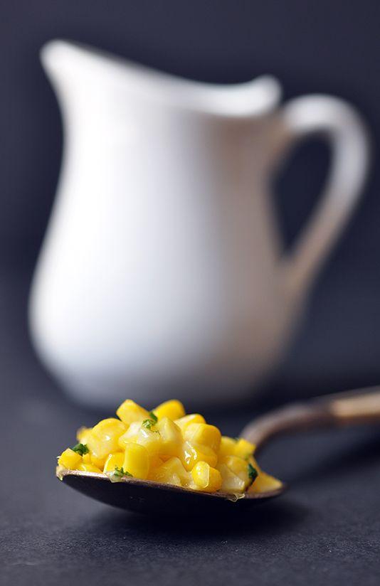 Ad Hoc's Creamed Summer Corn