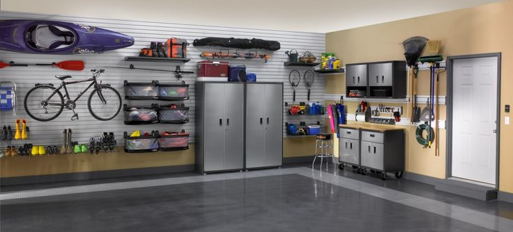 Matchless Gladiator Metal Garage Cabinets with Polygon Shimano 24 Speed Mountain Bike and Polyester Resin Kayak also Stainless Steel Wire Shoe Storage Racks on Gladiator Gear Wall Panels