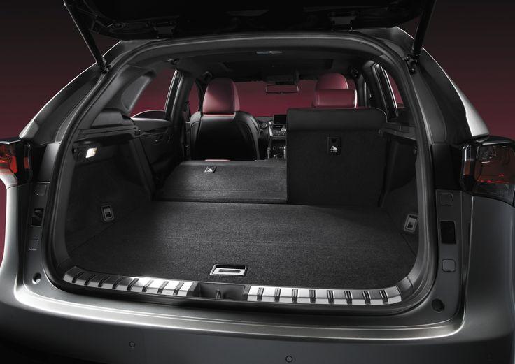 트렁크의 넓은 공간을 제공하는 NX. | Lexus Facebook ▶ www.facebook.com/lexusKR   #Lexus #LexusNX #NX #NXFSPORT #NX200t #BeijingMotorshow #Car