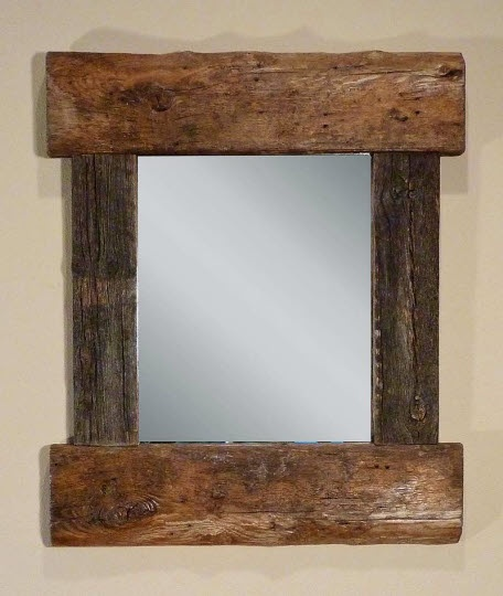 Horse Chewn Mirror