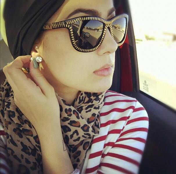 Ascia AKF lOve her sunGlasses ^_^