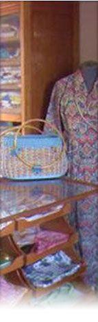 Home-Vintage Fabrics - DonnaFlower.com