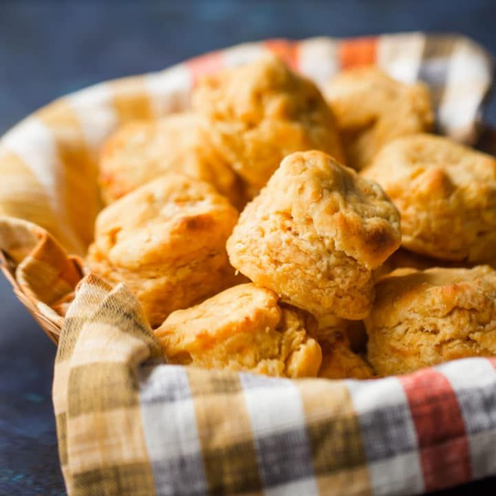 Sweet Potato Biscuits – Barnacle Bill Melvin
