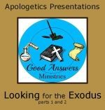 Looking For The Exodus - A Good Answers Apologetics Presentation. Did Moses really lead all those Hebrew children out of Egypt through the Red Sea? Find out here...for FREE!