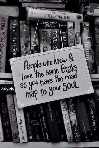 Or follow you on Goodreads