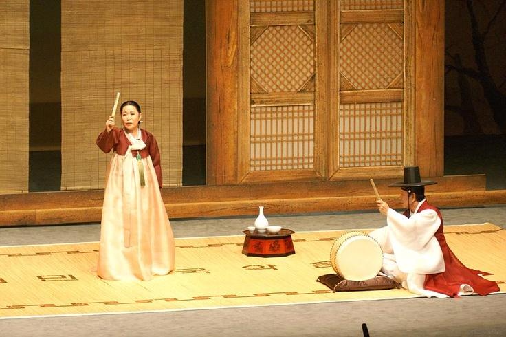Korean Folk Tales & Story Telling