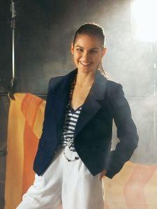 burda style: Damen - Blazer - Kurzblazer - Blazer - Marine-Look