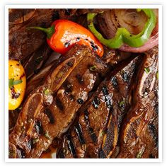 Recipes, Cooking Products and More for Home Cooks - Kikkoman : Korean Kalbi Ribs