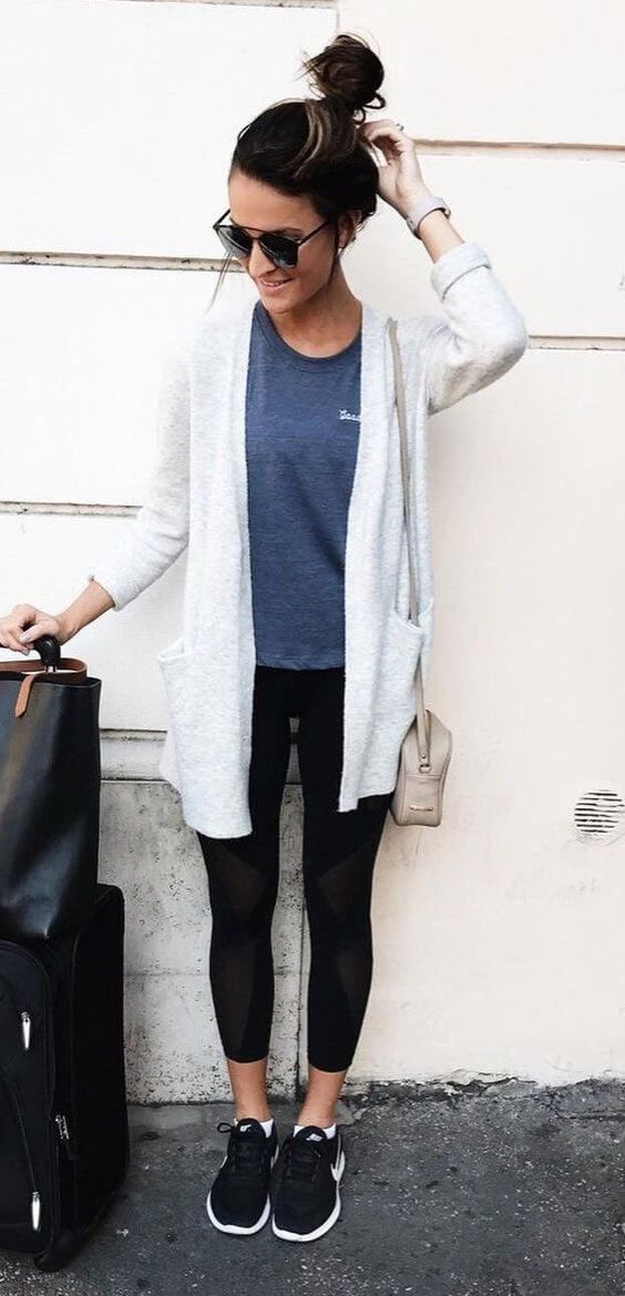 25+ best ideas about Casual travel outfit on Pinterest ...