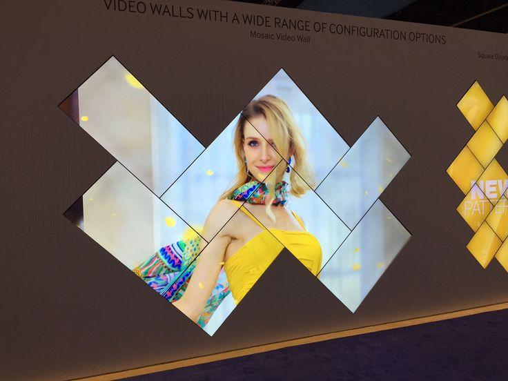 Samsung Tvs Video Wall