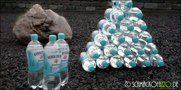 Danny macht mit: Projekt Wasserwoche (von Gerolsteiner)