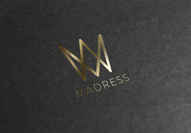 Branding for MADRESS boutique