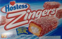raspberry zingers - when we were bad on money my auntie dolores would send me a raspberry zinger in my cousins lunch to share with me at school