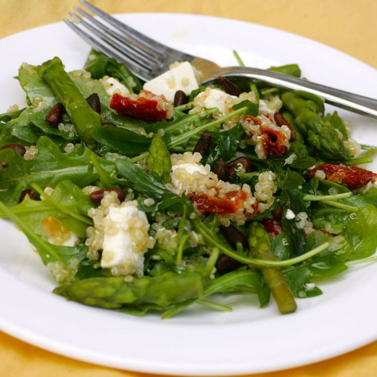 California Pizza Kitchen Style Quinoa & Arugula Salad Recipe on Food52 recipe on Food52