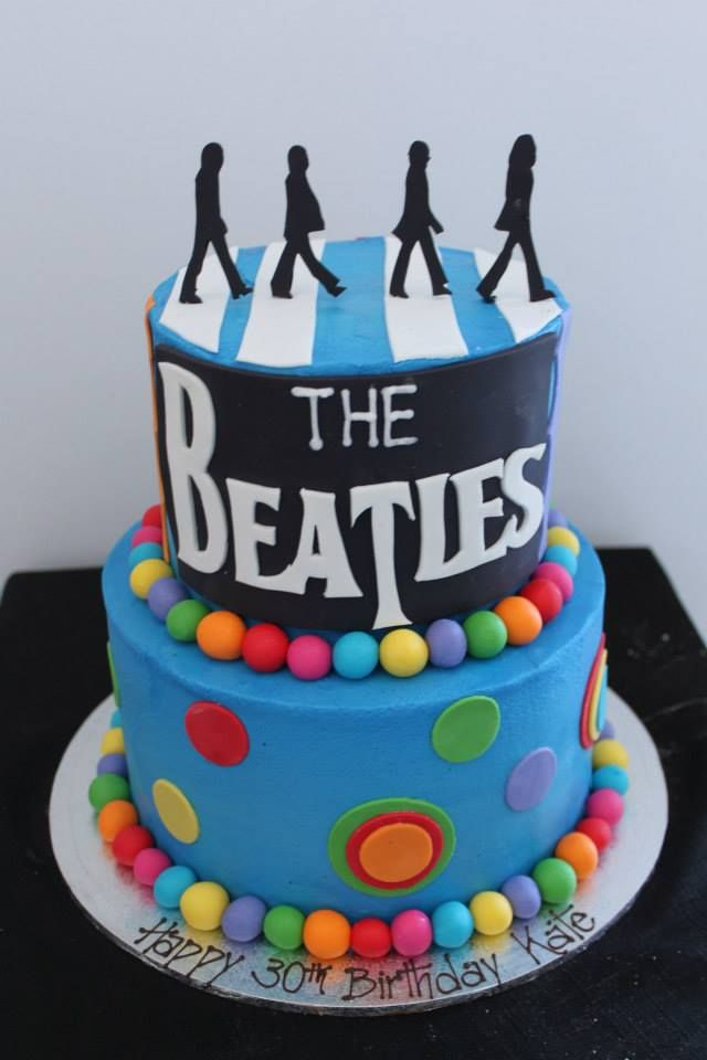 25 Best Ideas About Beatles Cake On Pinterest Beatles