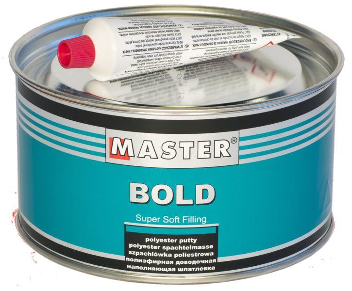 Troton Master Bold - Supersoft spackel. Perfekt att bygga t ex skärmkanter eller andra ytor där du måste forma ytan.