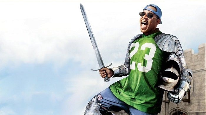Film Black Knight - Si Kocak Martin Lawrence Terjebak Jadi Ksatria Abad Pertengahan Malam Ini di FOX