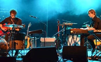 """""""Best of all, it never felt like an evening with a tribute band"""" Review: Mike Oldfield's Tubular Bells For Two at De Montfort Hall, 23rd May"""