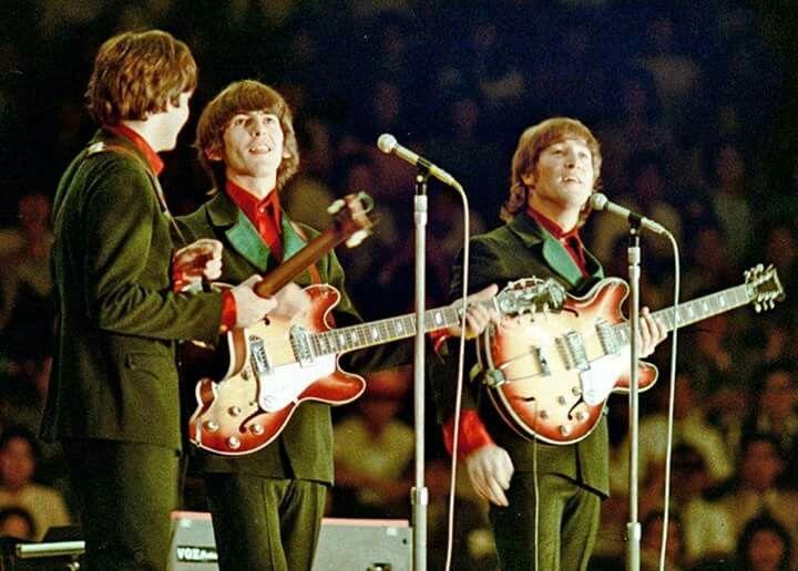The Beatles circa 1965/66
