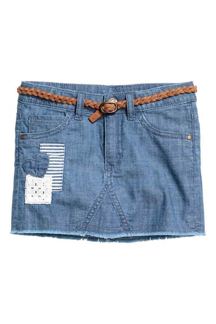 Gonna con cintura intrecciata | H&M