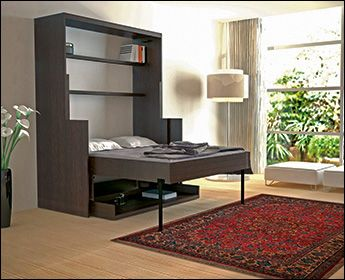 murphy beddesk hardware desk folds down with everything intact when you pull out - Fold Down Bed