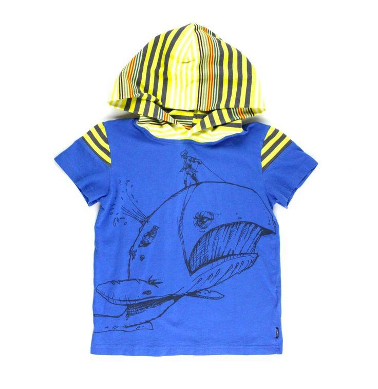 Mexx t-shirt, Mexx for boys, hooded t-shirt for boys
