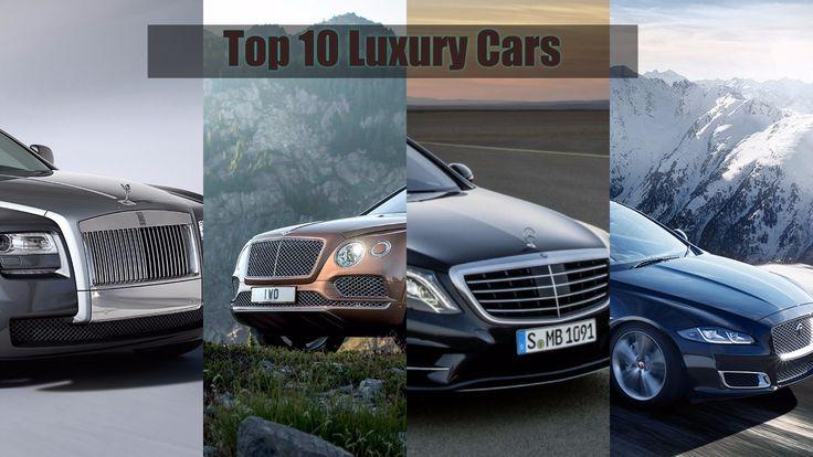 Top 10 Luxury Cars - MonthlyMale